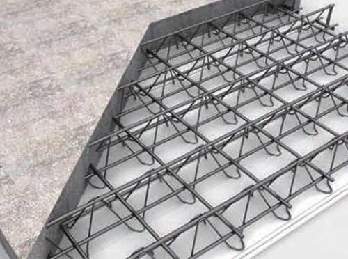 钢筋桁架楼承板应用